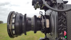 Arri Alexa mini with vintage super baltars