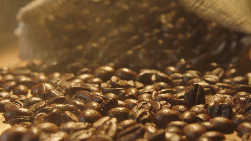 Coffee Beans Macro DoP