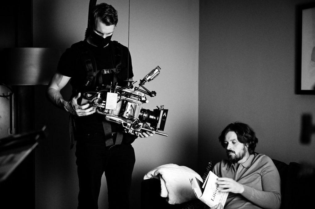 Cinematographer London Sci-fi