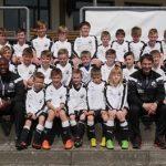 Gruppenbild Fussballcamp Sandhausen