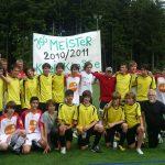 Meister Kreisklasse 2010-2011