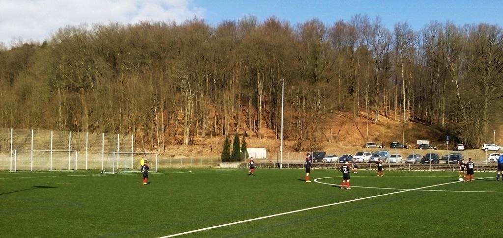 Fussball 2018 Überwald
