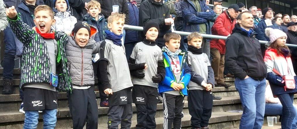 JSG F-Jugend Bundesligaspiel SV Sandhausen