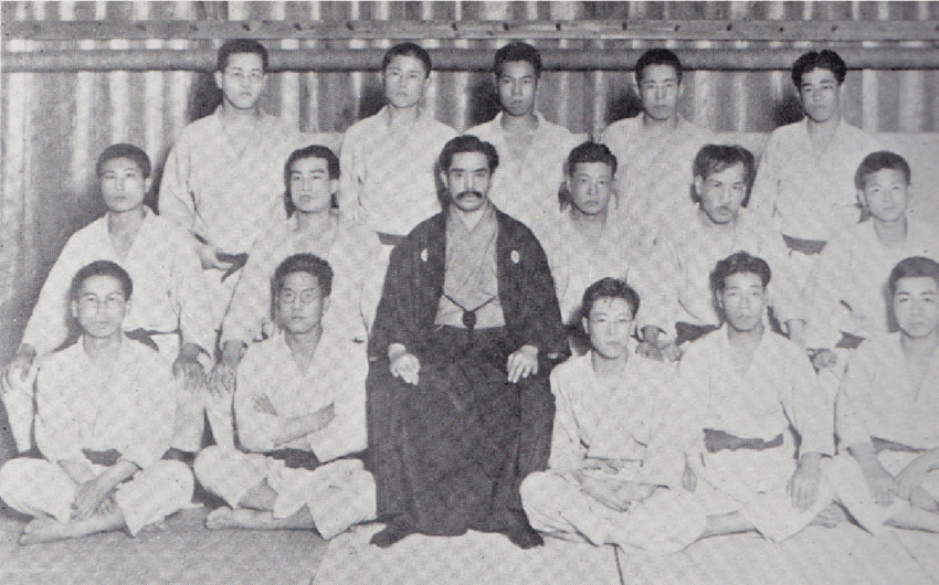 35 Mifune Kyuzo sanchuanjiuzang 1883 1965 then about 55 years old still looking