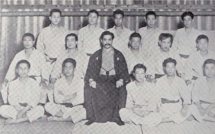 35 Mifune Kyuzo sanchuanjiuzang 1883 1965 then about 55 years old still looking