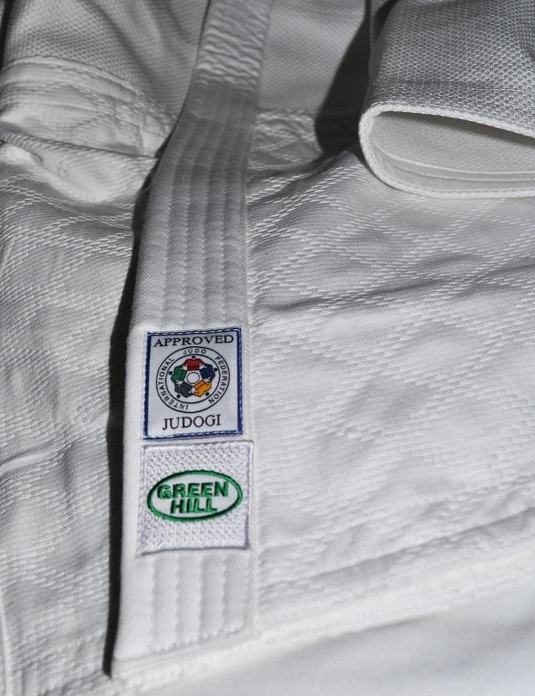 Judogi approvato ijf