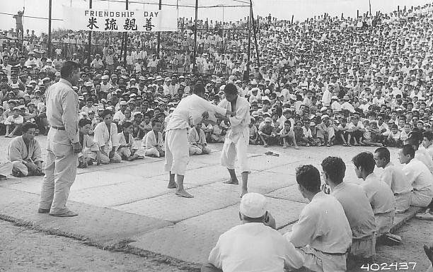 American Ryukyuan Friendship Judo Tournament