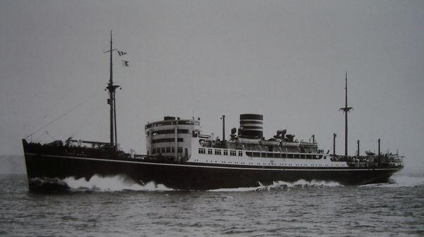 Hikawa Maru 1930