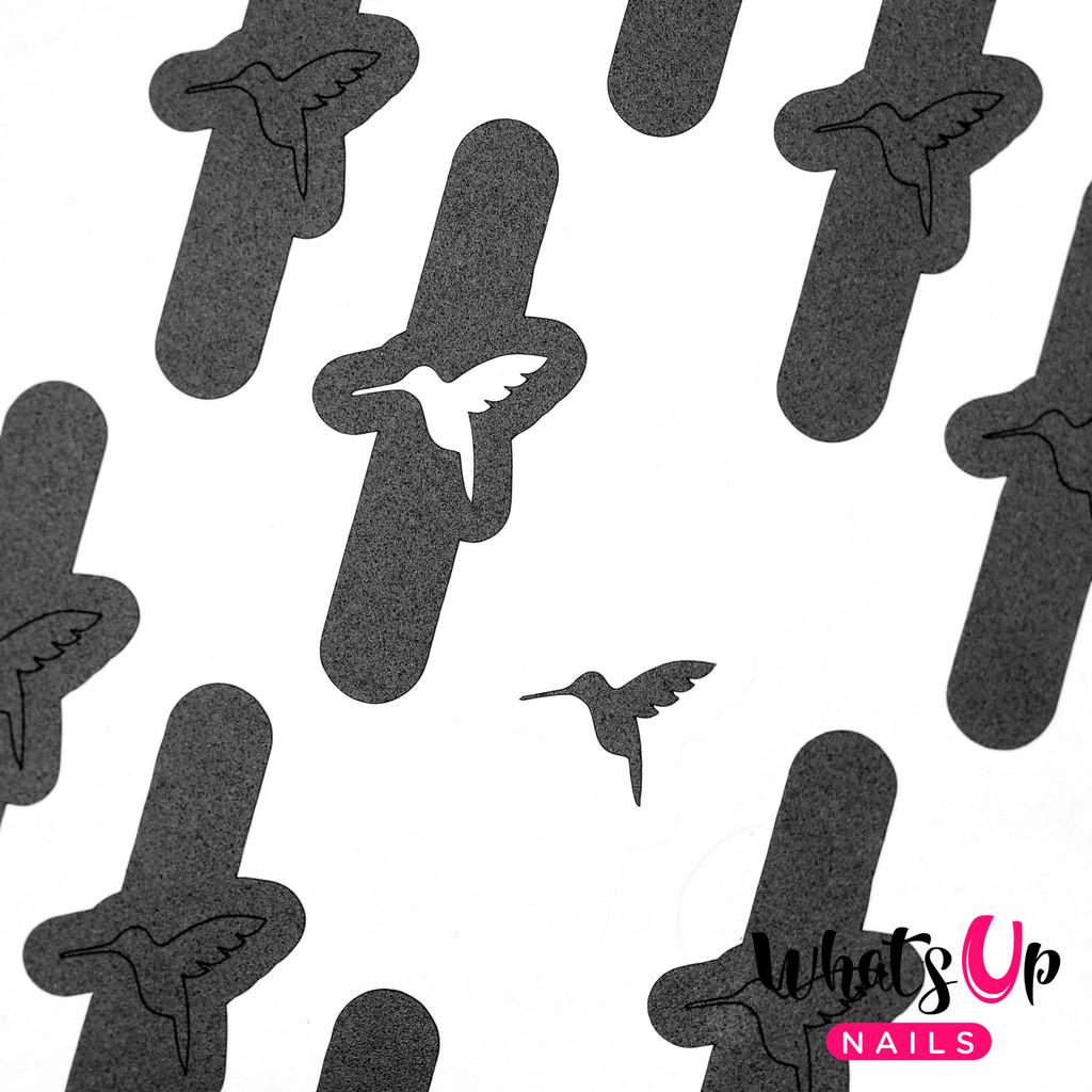 Colibri Stickers & Stencils