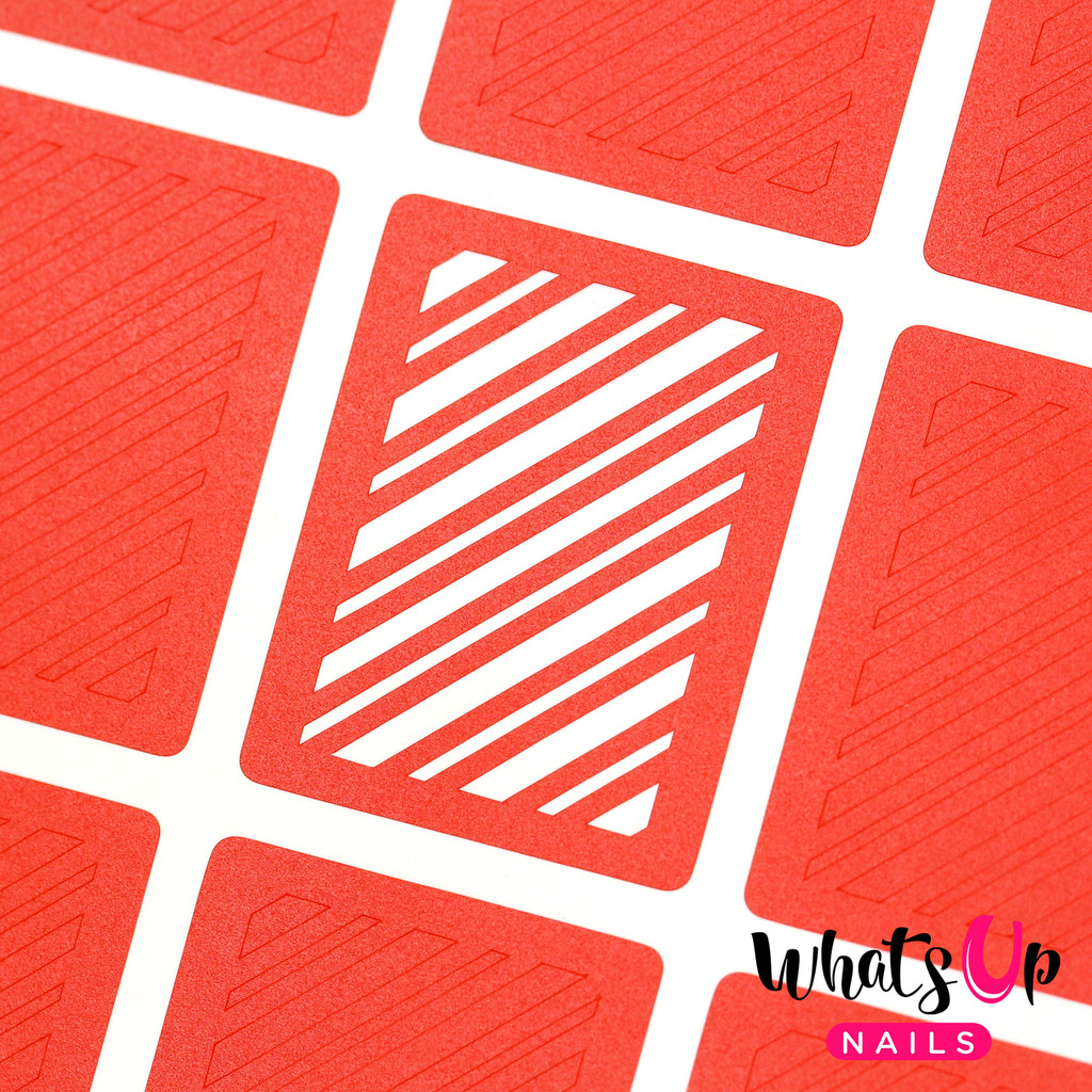 Wrapping Paper Stencils