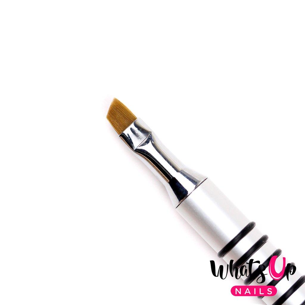 Pure Color #4 Angular Brush