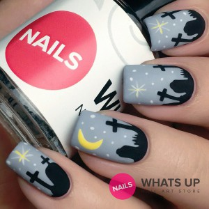 whatsupnails-graveyard-stencils-bottle-swatch grande