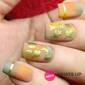 whatsupnails-leaves-stickers-stencils-swatch grande