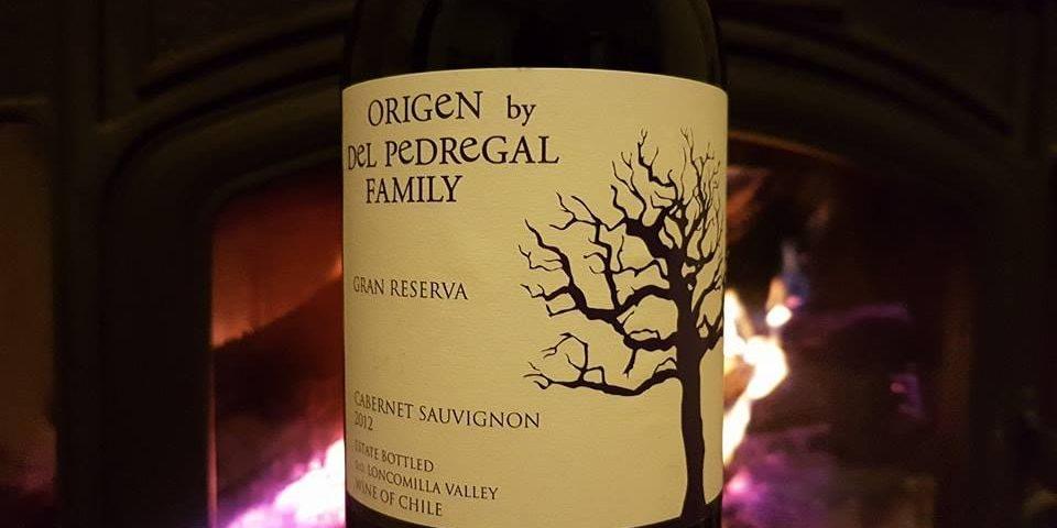 Wino Origen Gran Reserva 2012