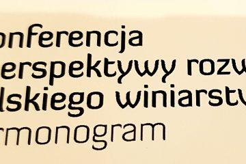 """20181206 165643 360x240 - Konferencja """"Perspektywy rozwoju polskiego winiarstwa"""""""