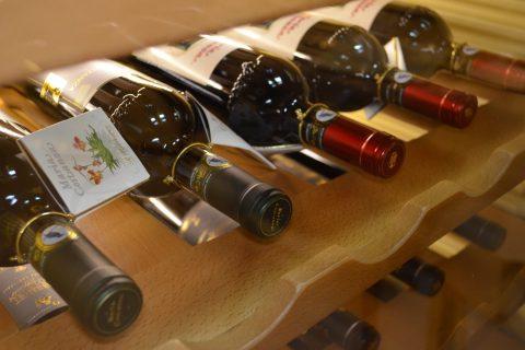 wine 1802763 480x320 - [Wiedza o winie] Zasady przechowywania wina