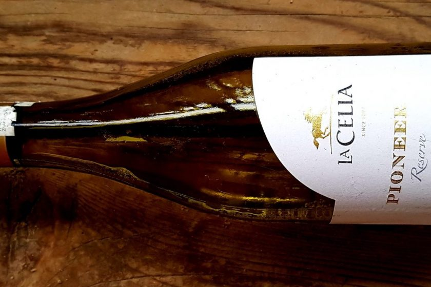 20190801 174241 e1564677541337 840x560 - [Notka] La Celia, Pioneer Reserve, Chardonnay, 2014. Uco Valley, Argentyna.