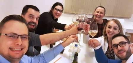 szkolenie wino - Grupowe warsztaty wiedzy o winie