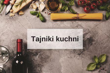 tajniki kuchni -