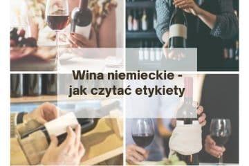 Etykiety win niemieckich warsztat praktyczny - Jak czytać etykiety win niemieckich - szkolenie praktyczne
