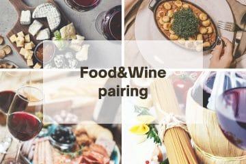 Food&Wine pairing