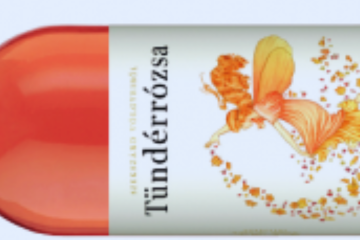 butelka wina Tunderrozsa