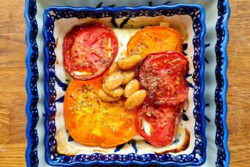 20210713 110214 360x240 - Feta pieczona z pomidorami