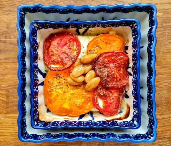 20210713 110214 595x510 - Feta pieczona z pomidorami