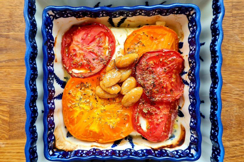 20210713 110214 840x560 - Feta pieczona z pomidorami
