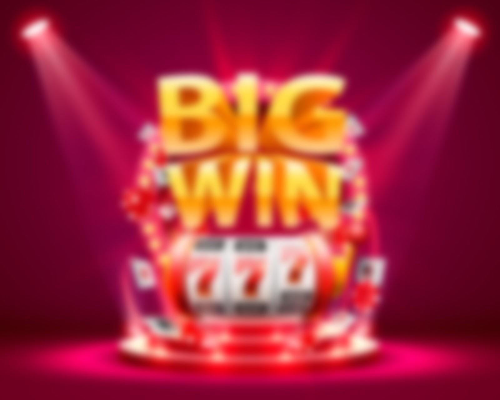 Rekordowa wygrana w kasynie online