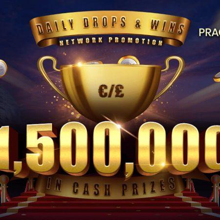 Półroczny Deszcz Nagród z pulą nagród 1 500 000 EUR