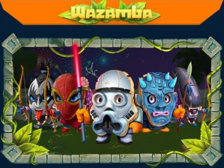 12 nowych masek w kasynie Wazamba