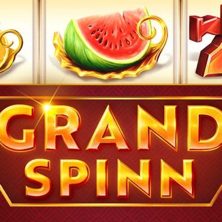 Darmowe spiny na grę Grand Spinn Superpot