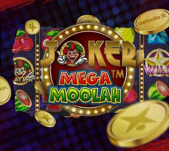 15 darmowych spinów dziennie na Joker Mega Moolah