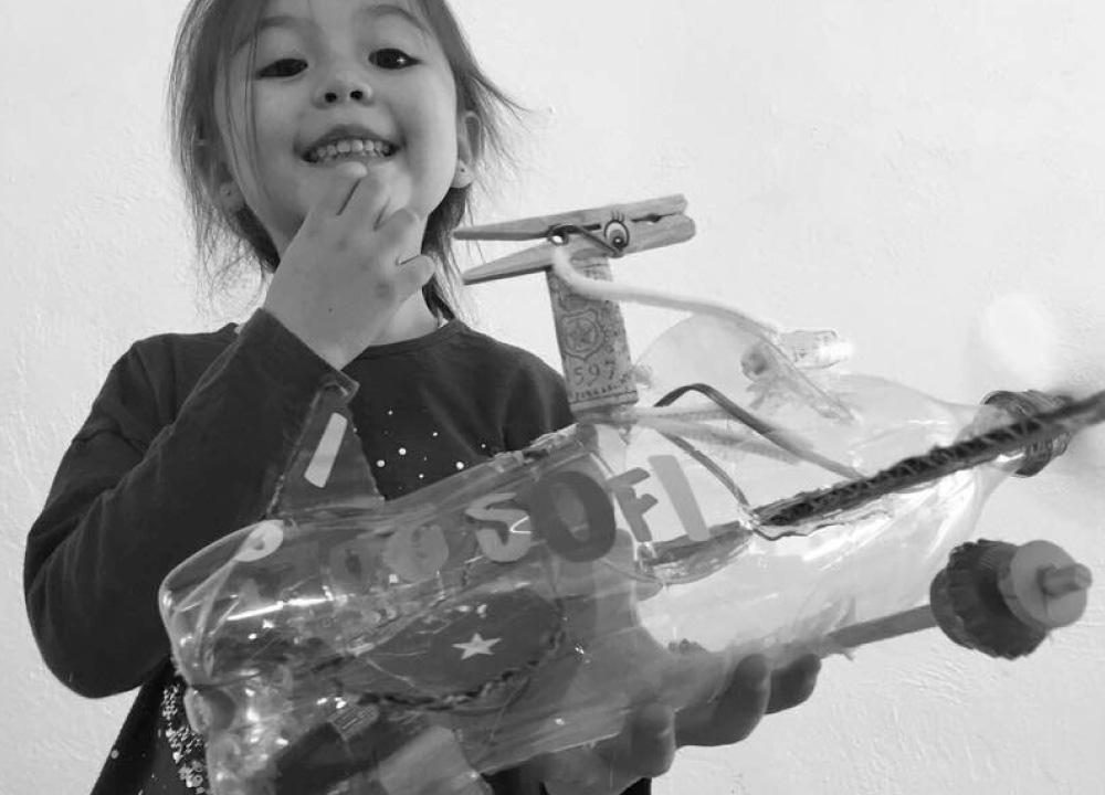 LabToy: ¡Juguetes hechos por niñxs en Katapulta!