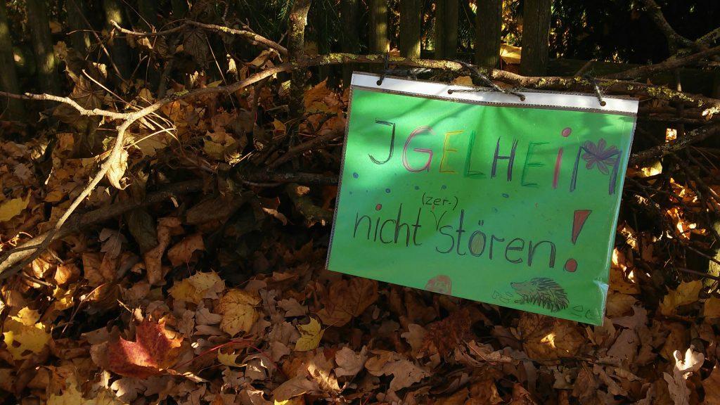 """Kinderhort """"Bunte Kleckse"""" Raisting - Igelheim"""