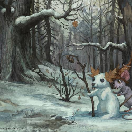Montague Mouse: Dead of Winter © Kiri Østergaard Leonard, 2016