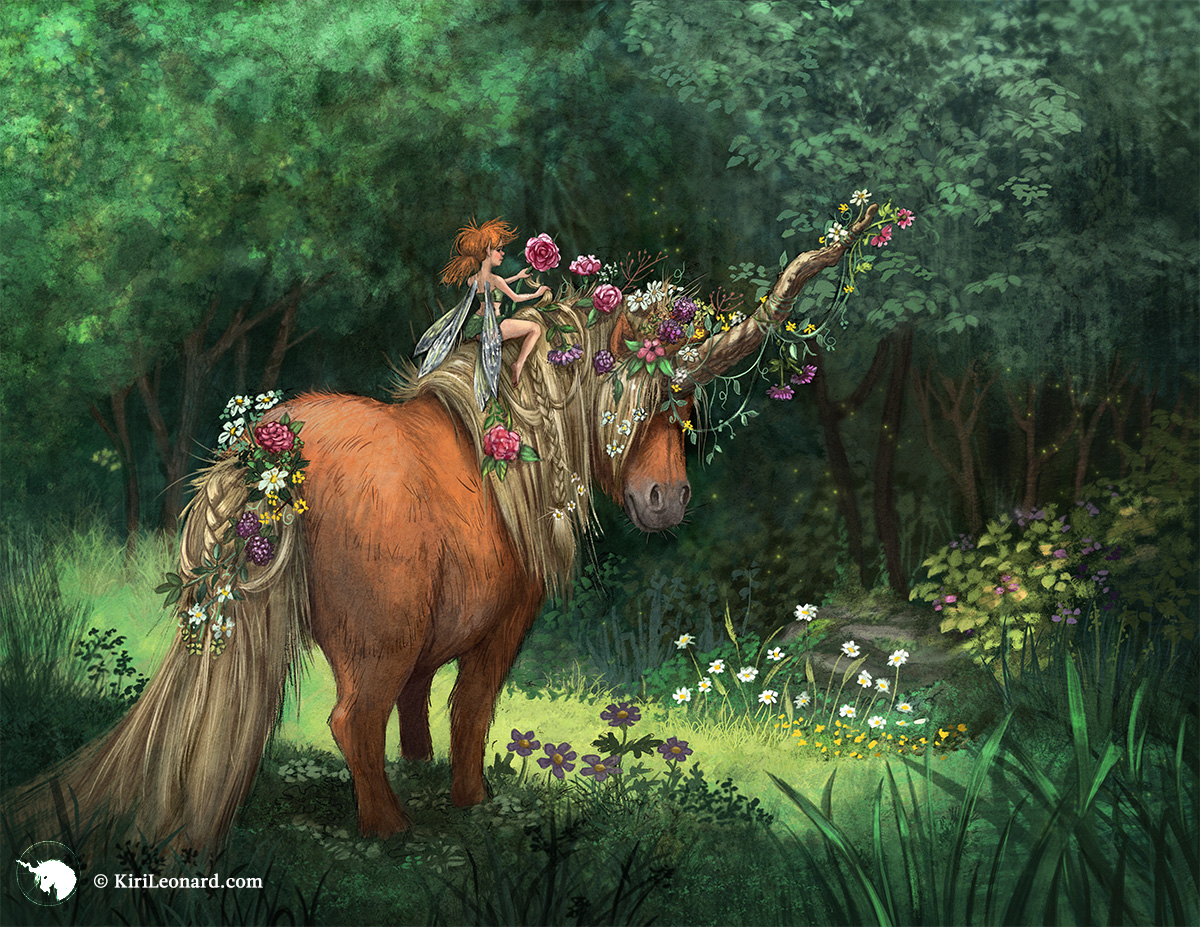 The Year of the Unicorn: Junicorn and the Fairy