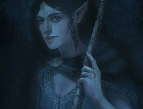 Morwen of the Silverwood