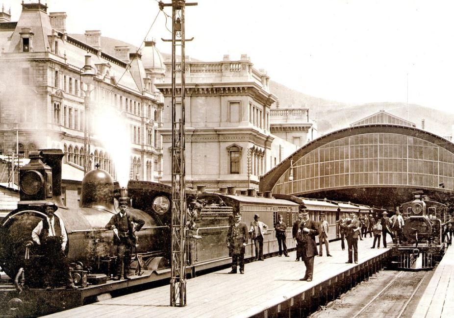 Cape Town Trainstation