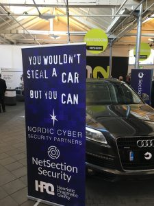 You wouldn't steal a car - but you can!