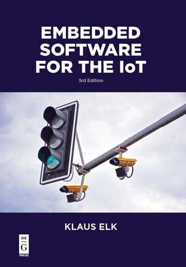 Book about IoT for Embedded Systems