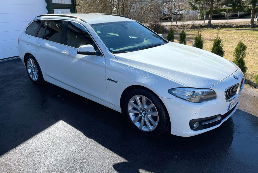 BMW 520 D xDrive Touring Steptronic 190 HK