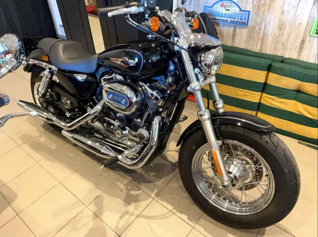 Harley-Davidson 1200 1200 Custom Sportster 1/Ägare