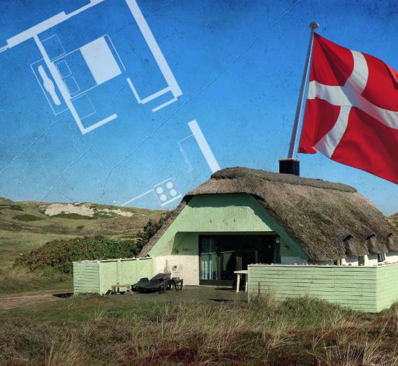 Die Geschichte der dänischen Ferienhäuser