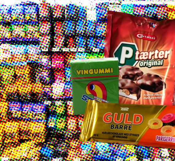 Wir probieren dänische Süßigkeiten und Snacks (2)
