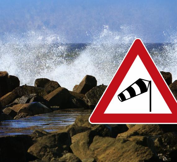 Unwetter in Dänemark: Was du bei Sturm und Orkan beachten solltest