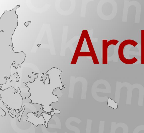 Archiv: Neuigkeiten zum Corona-Virus in Dänemark
