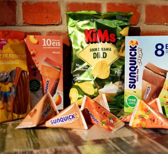 Wir probieren dänische Süßigkeiten und Snacks (3)