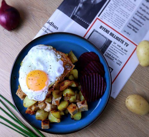 Biksemad – das Essen der dänischen Seemänner (mit Rezept)